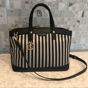 Henri Bendel Iconic West 57th Satchel Centennial